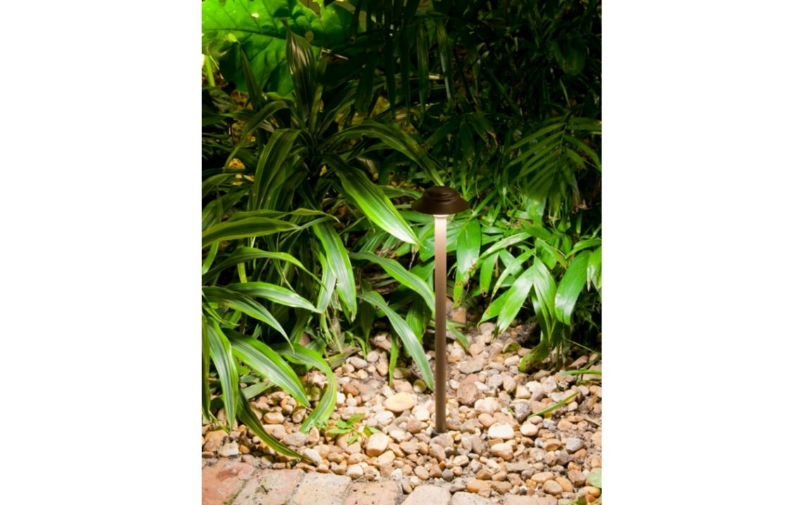 Walkway lighting design outdoor fence lighting path lighting fixtures can also be used to light up low flowers and foliage in the front entrance garden or around the pool deck more arubaitofo Gallery