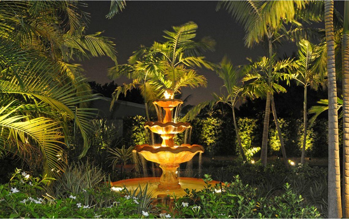 Fountain Lighting